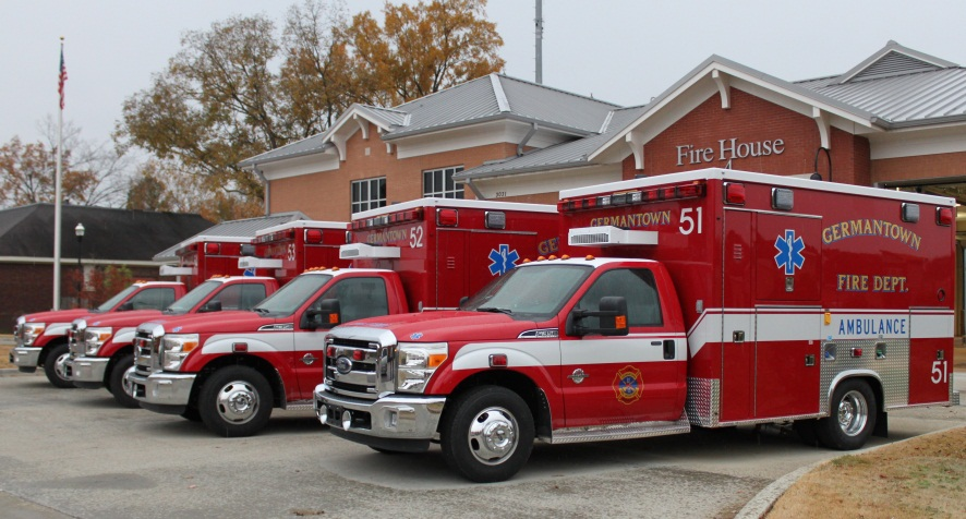 ambulances 12-13
