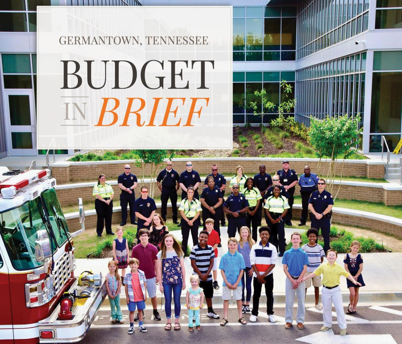 Budget Scheduled for Second Reading and Public Hearing