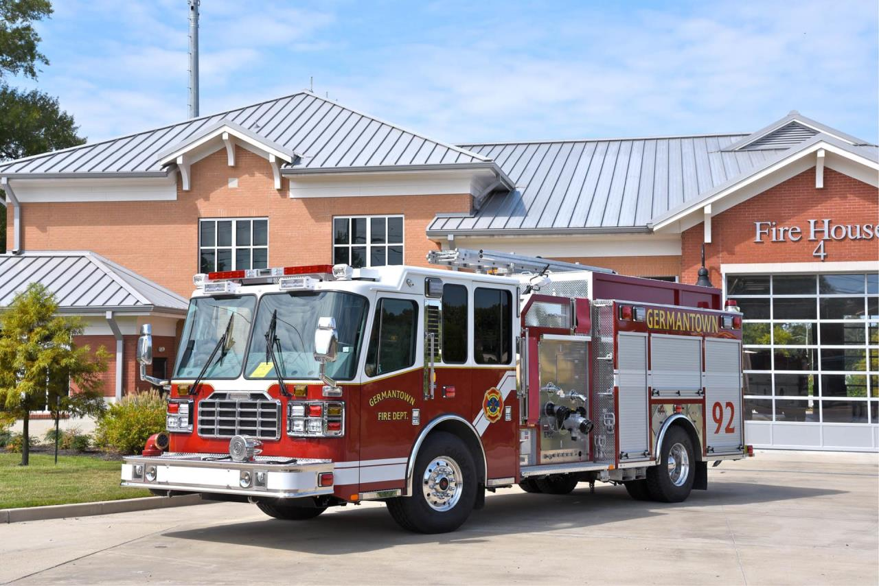 fire pumper station 4